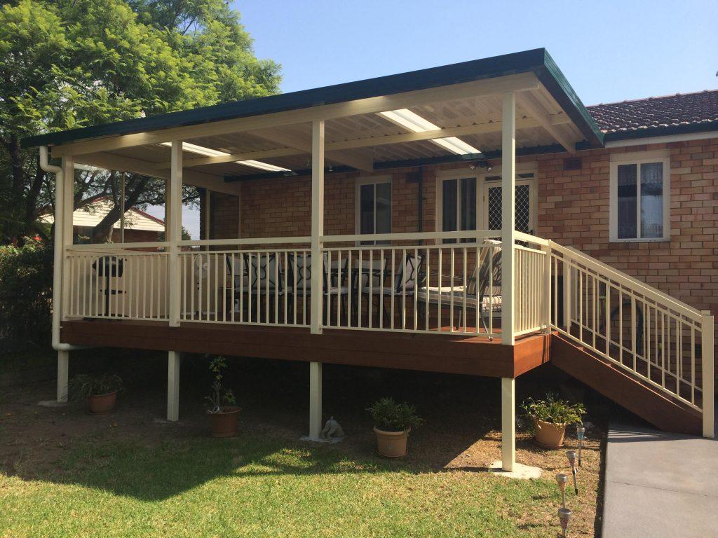 Deck Builders in Gwynneville NSW